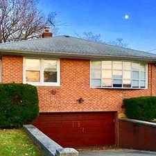 Rental info for House In Quiet Area, Spacious With Big Kitchen in the Woodmere area