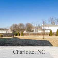 Rental info for Charlotte, Great Location, 4 Bedroom House. in the Rockwell Park - Hemphill Heights area