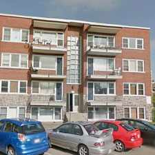 Rental info for 1740 Rue de Bergerville #1740-3A in the Québec area