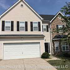Rental info for 7211 Oakwinds Ct in the Charlotte area