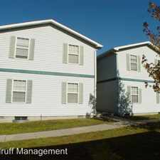 Rental info for 609 E Campus Drive