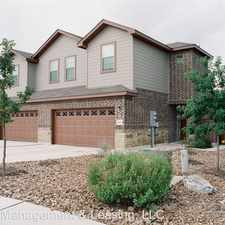 Rental info for 1016 West Sierra Vista Court