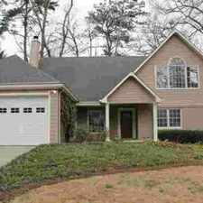 Rental info for 1315 Lenox Cir Atlanta, This is a very large home w/5