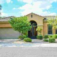 Rental info for 22110 N 36TH Terrace Phoenix Four BR, Upscale modern home with