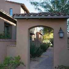 Rental info for 20704 N 90TH Place #1084 Scottsdale Three BR, Luxury condo with