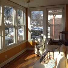 Rental info for One large bedroom in 3br East Rock (close to Yale) June/July in the New Haven area