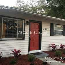 Rental info for 460 55th St N in the St. Petersburg area