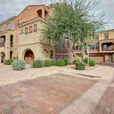 Rental info for 3935 E Rough Rider Road #1022 Phoenix Two BR, Gorgeous townhome