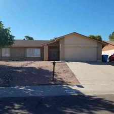 Rental info for 2607 E MARILYN Road Phoenix, Lovely Three BR/Two BA single home in a in the Phoenix area