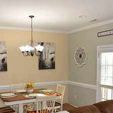 Rental info for Beautiful Townhome In Holly Springs Near Shoppi... in the Holly Springs area