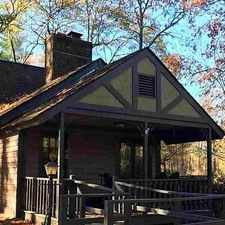 Rental info for Charming Country Home. Pet OK! in the Holly Springs area
