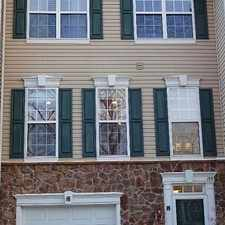 Rental info for Phoenixville, 3 Bed, 4 Bath For Rent