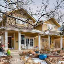 Rental info for 4542 Raleigh St in the Denver area