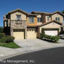 Rental info for 26728 Via Colina