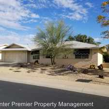 Rental info for 17611 N Lime Rock Dr in the Phoenix area