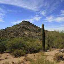 Rental info for 39967 N 98TH Way Scottsdale, Exceptional custom homesite in the Scottsdale area