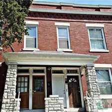 Rental info for Quiet neighborhood with over-sized rooms located close to great shopping on Grand Ave. in the St. Louis area