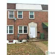 Rental info for RENOVATED HOME! AMAZING LOCATION! 3 BEDROOM WITH A FINISHED BASEMENT! in the Baltimore area