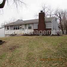 Rental info for More Space than what you see!! in the Kansas City area