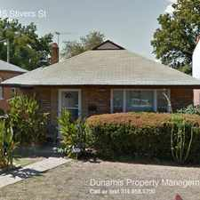 Rental info for 4415 Stivers St in the St. Louis area