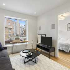 Rental info for 1329 Myrtle Ave in the New York area