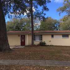 Rental info for 221 Canis Drive West in the Jacksonville area