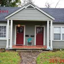 Rental info for 1852 - B Old Shell Rd