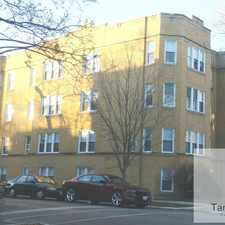 Rental info for 6300 North Talman Avenue #1 in the Chicago area