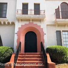Rental info for 326-328 ½ N. Curson Avenue in the Los Angeles area