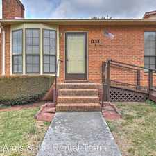 Rental info for 1738 Todd Drive