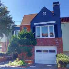 Rental info for 1547 18th Avenue in the Inner Sunset area