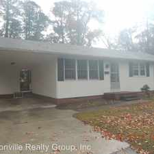 Rental info for 1118 Clifton Road