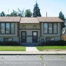 Rental info for 1424 E Wabash in the Spokane area