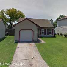 Rental info for 3549 Marvell Dr in the Chimney Hill area