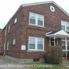 Rental info for 260 W 9th Street - A in the Erie area