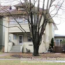 Rental info for 114 S. Grove in the Oak Park area