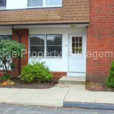 Rental info for Beautiful Heather Lyn Townhouse, Free Heat, Wood Floors, Full Basement, WD Hookups