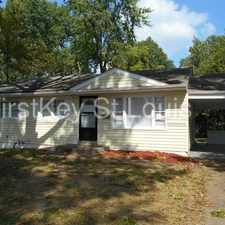 Rental info for 1001 Hutton Place in the St. Louis area