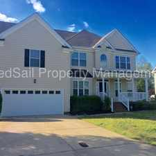Rental info for STOP!! Beautiful 5 bedroom home! in the Suffolk area