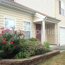 Rental info for 1502 Fairmont Street in the Durham area