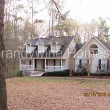 Rental info for Wooded lot with two large covered porches. All Electric (No Gas Bills!)