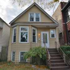 Rental info for 4542 North Claremont Avenue in the Chicago area