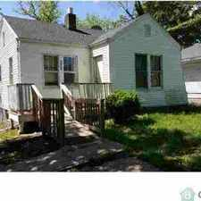 Rental info for 8856 Ramona Ave in the St. Louis area