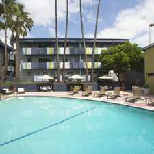 Rental info for Milano Apartments in the Redondo Beach area