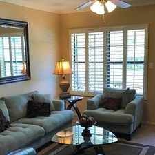 Rental info for Beautiful Fully Furnished Vacation Home In The ... in the Phoenix area