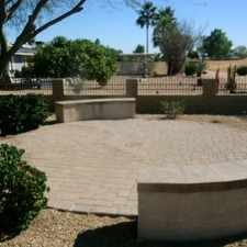 Rental info for 2BD/2BA Unfurnished Home Is. in the Sun City area