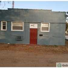 Rental info for Spacious 1bdrm/1bath FOR RENT** No Deposit/No Application Fee ** Section 8 ONLY in the St. Petersburg area