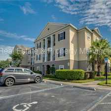 Rental info for 3 Bed / 2 Bath Condo within Mosaic at Millenia in Orlando in the Orlando area