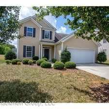 Rental info for 14311 Pintail Landing Ln in the Charlotte area