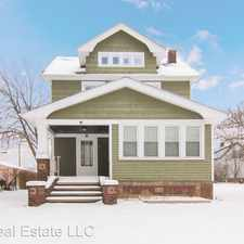 Rental info for 4357 W 131st in the Cleveland area